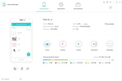 Apowermanager Gestiona Respalda Y Restaura Datos De Ios Y Android